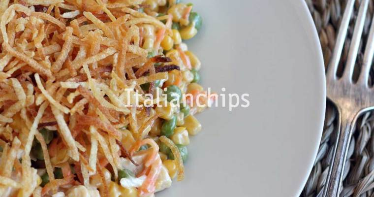 Our Personalized Brazilian Chicken Salad Recipe – Salpicão