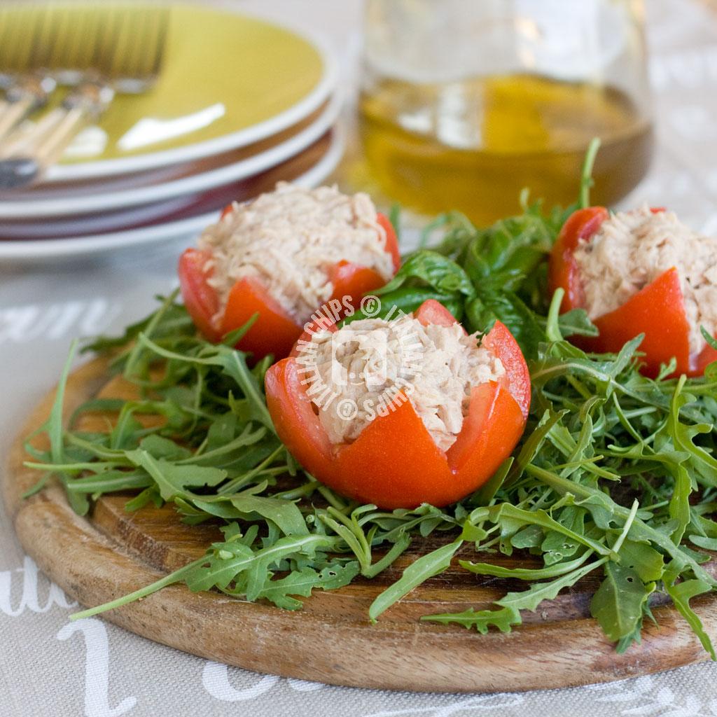 A Simple Tuna Salad For a Summer Fresh Dinner