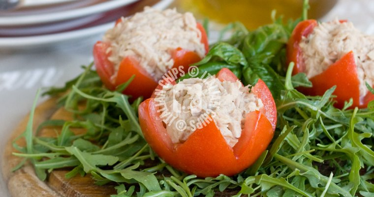 A Simple Tuna Salad For a Summer Fresh Dinner
