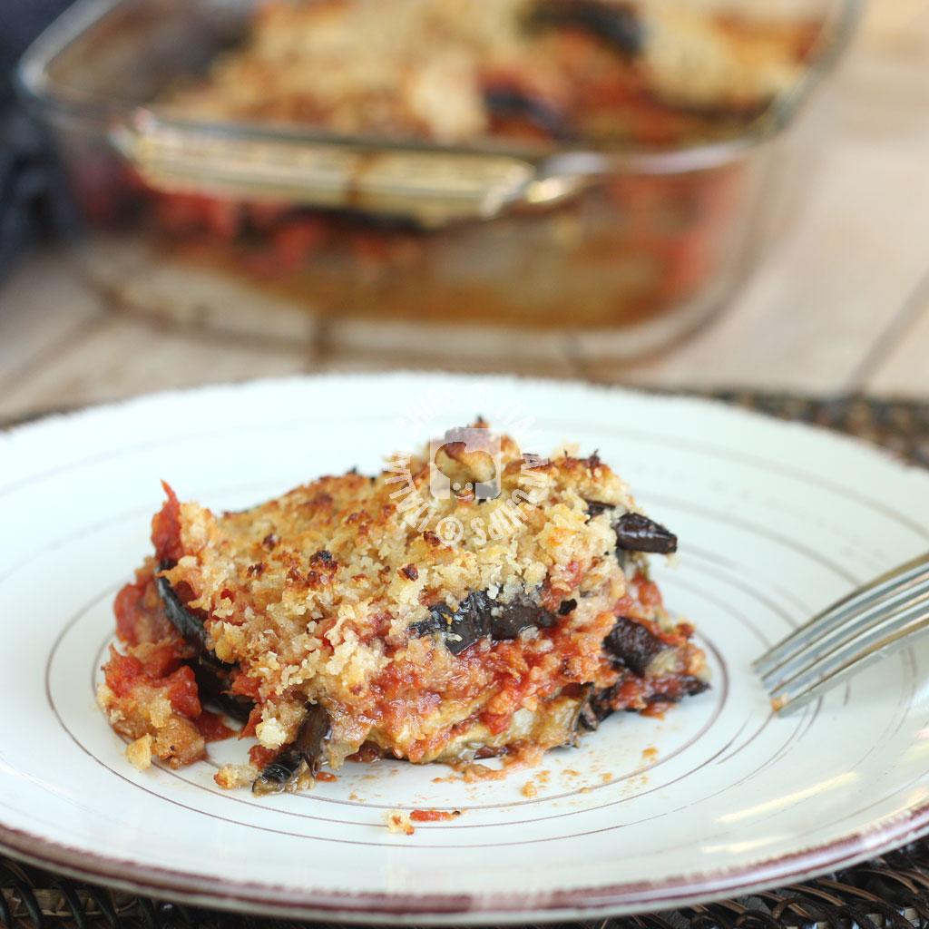Delicious Fake Eggplant Parmigiana