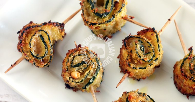 Zucchini Rolls – You Just Can't Eat Only One!