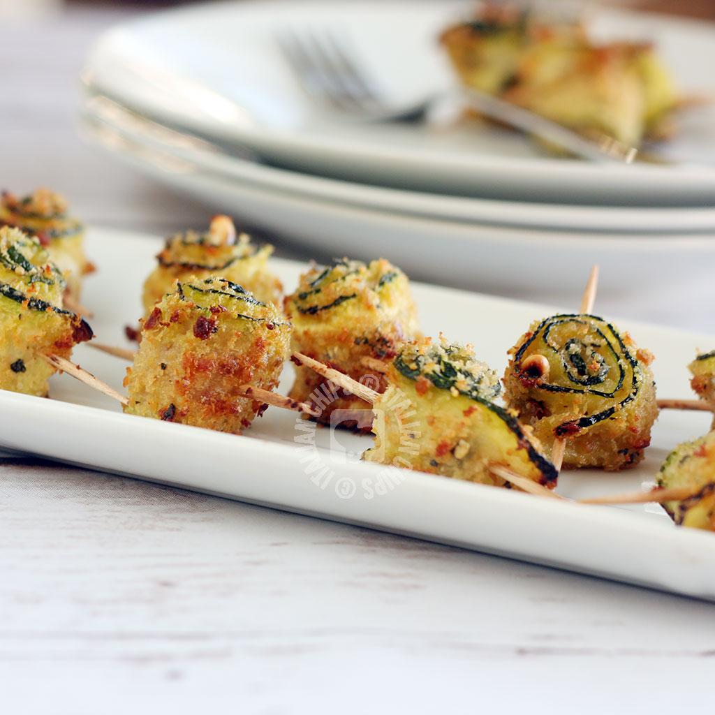 zucchini rolls