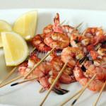 Shrimp Skewers, So Easy to Prepare