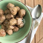 Lemon Meatballs