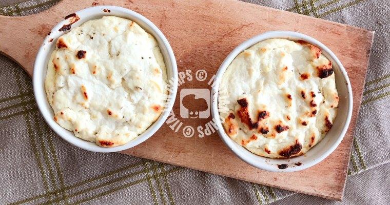A Ricotta Pie Super Easy to Prepare