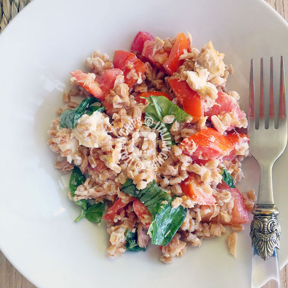 A Spelt Salad that Will Conquer You