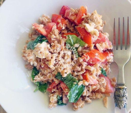 spelt salad