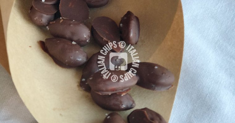 Chocolate Almonds, an Irresistible Treat