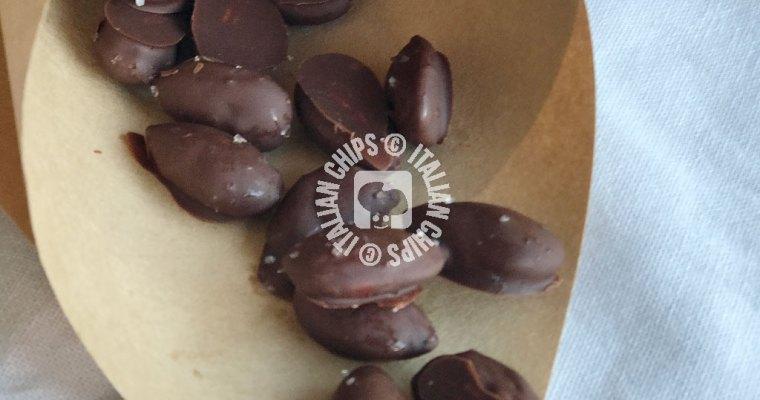 Chocolate Almonds, an Irresistible Treat