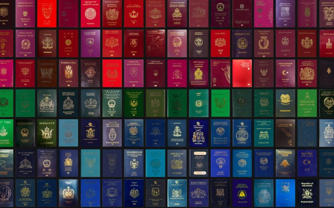 Global Passport Power Rank 2016