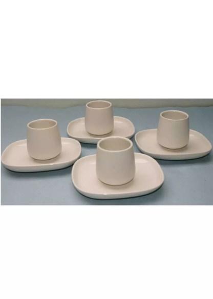 Alessi - Ovale servizio da caffè 8 pz