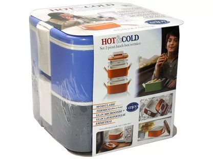 Enjoy Lunchbox doppio Hot&Cold