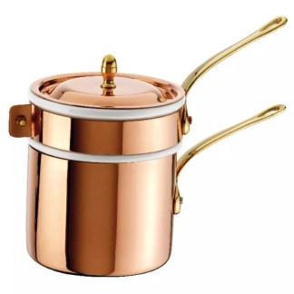 Bain marie copper