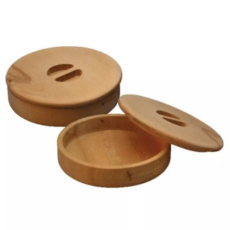 Ciotola tortillas legno
