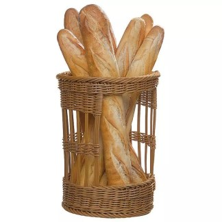 Baguette basket brown