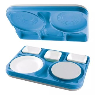 Isothermic tray