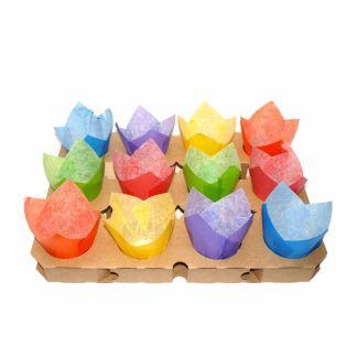 teglia muffin tulip