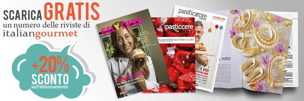 riviste Italian Gourmet