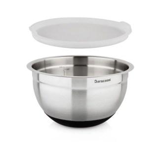 steel mixing bowl