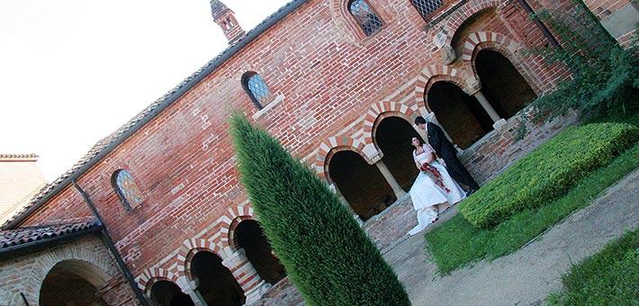Fairy Tale Castle Wedding on Monferrato Hills