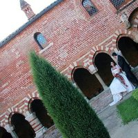 Fairy Tale Castle Wedding on Monferrato Hills