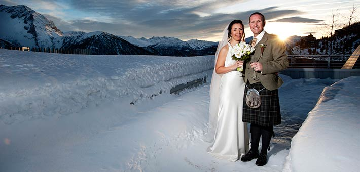 A Winter Wedding to Olympic Valley