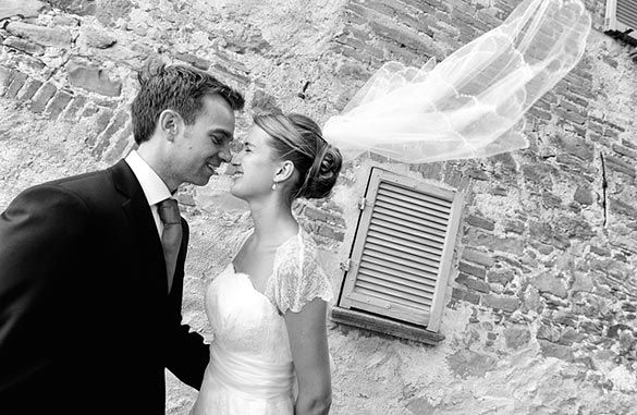 wedding in Langhe castle