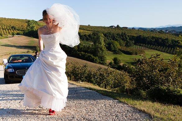 wedding in Langhe vineyards