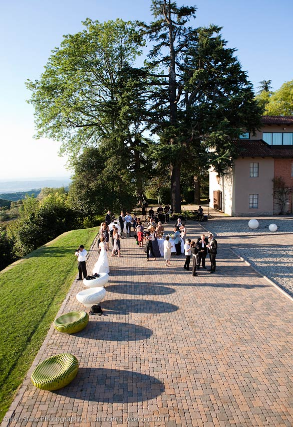 wedding in Cascina Langa