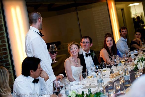 wedding restaurant Cascina Langa Piedmont Italy