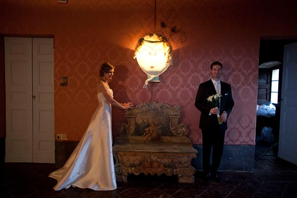 wedding in Cumiana castle Piedmont Italy