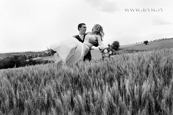 Simone Mottura wedding photographer in Monferrato Italy