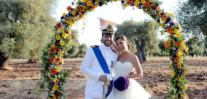 Apulia Countryside, horses, olives groves and amazing nature for a country wedding