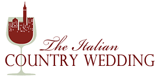 country wedding in Italy