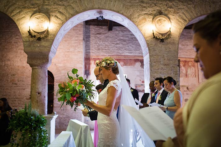Valpolicella vineyard wedding