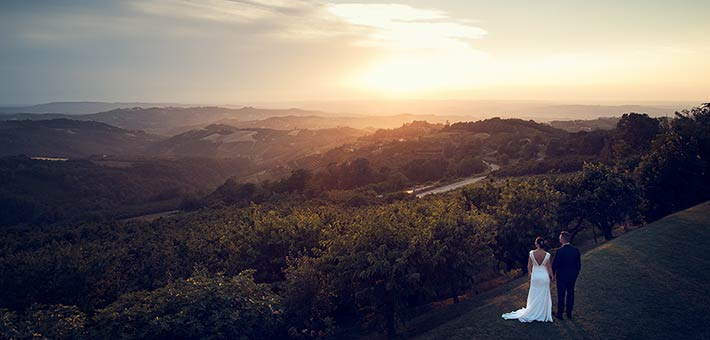 A Wedding in Barbaresco - Piemonte Countryside