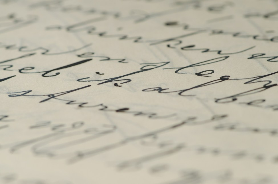handwriting artigianale