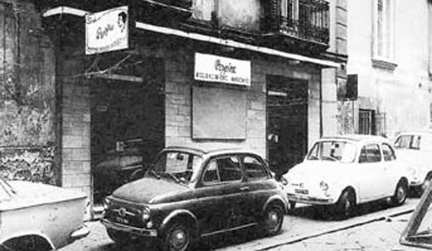 Primo negozio Boellis