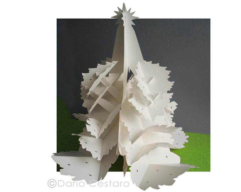 Albero di Natale Dario Cestaro