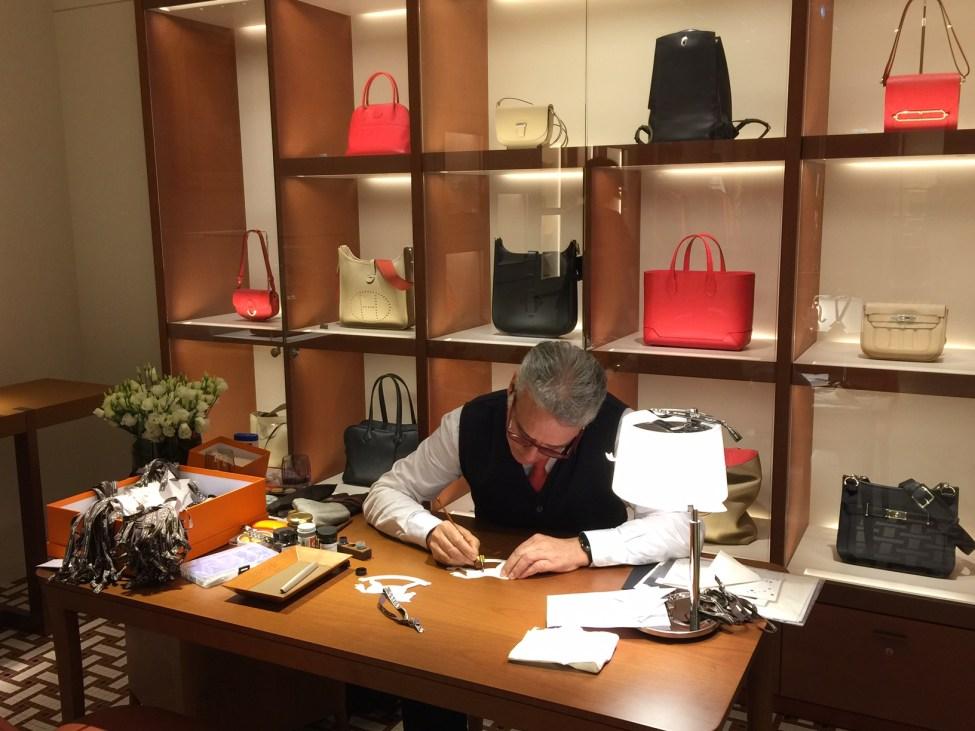 Marco Luca Ferri da Hermès