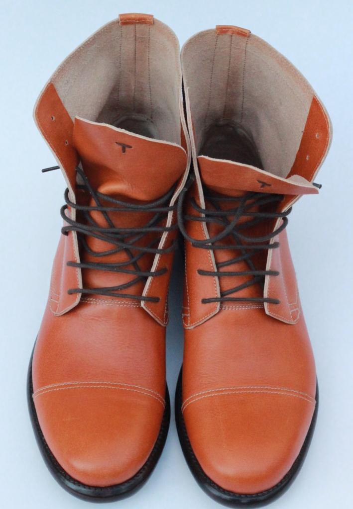 Olivia Monteforte boots
