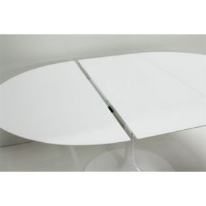 extendable tables tulip design table