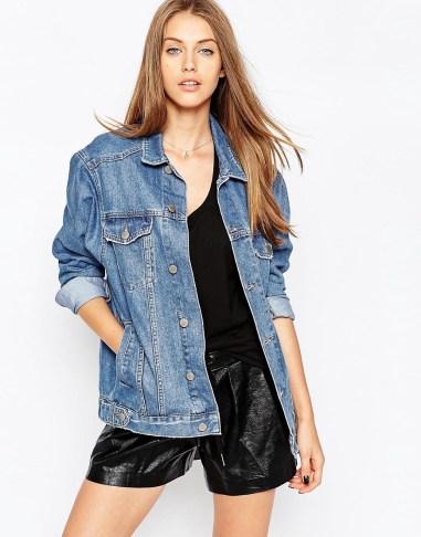 Giacca di jeans Asos