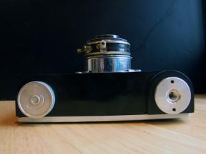 Il fondo della fotocamera