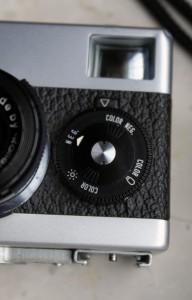Comando i regolazione tempi e promemoria pellicola
