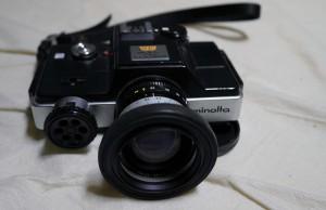 Minolta 110 SLR