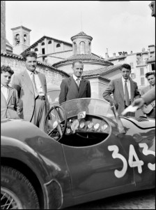 Find images # 13-Brescia Mille Miglia 1953 Punching
