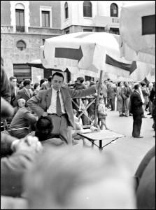 Immagini ritrovate #14- 1953 Brescia Mille Miglia publico