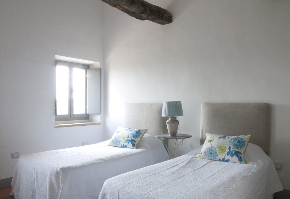 Casa San Nicola Holiday House Le Marche Italy Bedroom 4