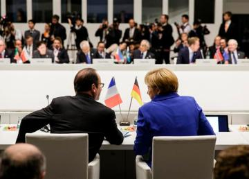 Milan, 16.10.14: Thursday saw the start of the two-day ASEM summit in Italy, attended by more than 50 heads of state and government from Asia and Europe. Photo: Bundesregierung/Denzel
